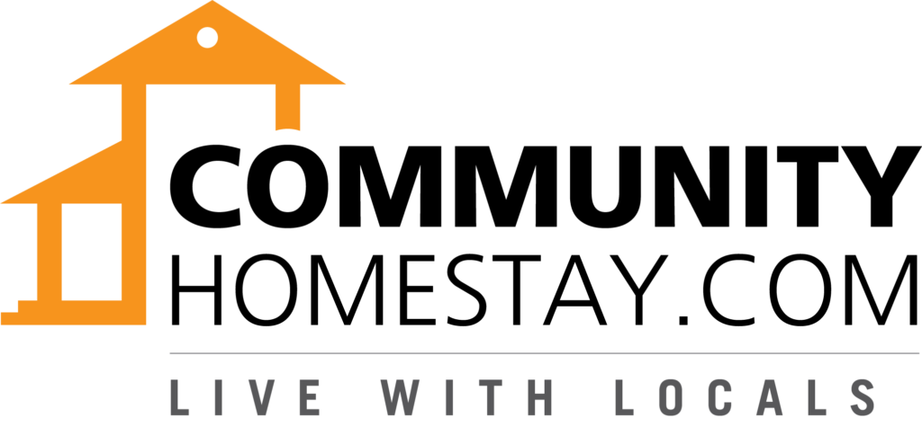 Community Homestay logo
