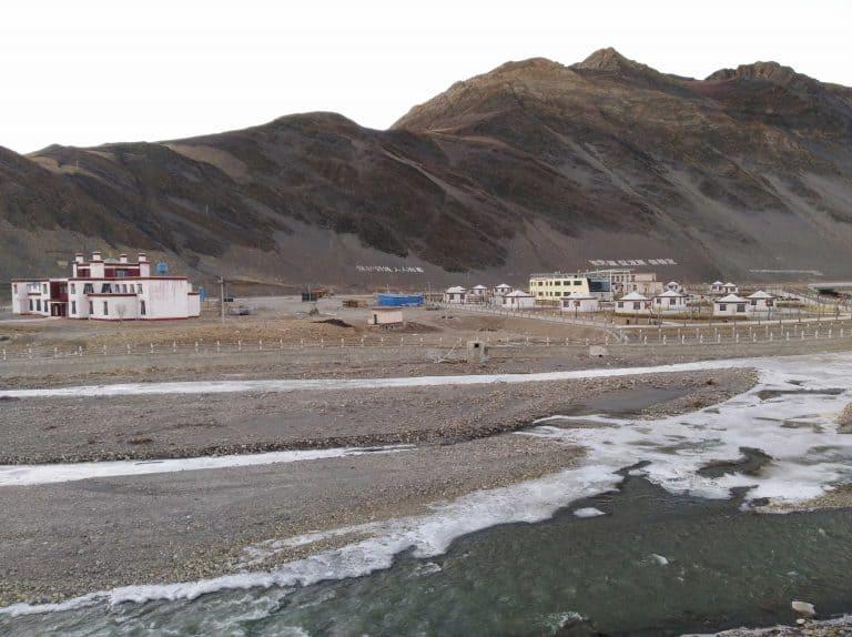 A Tibetan Village